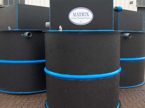 matrix-septic-tank